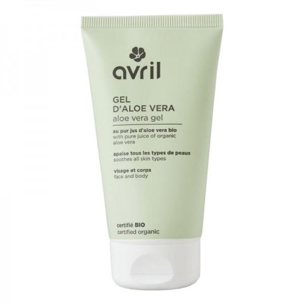 Gel d'Aloe Vera 100% Bio - Avril