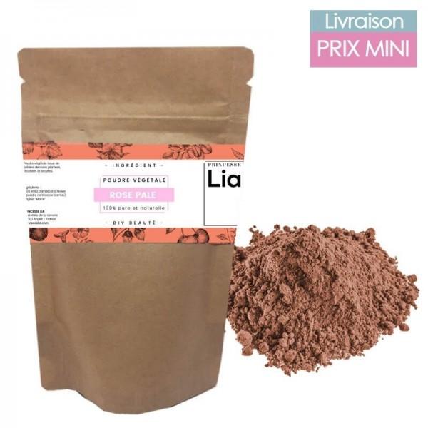 Organic French Rose Powder - Princess Lia