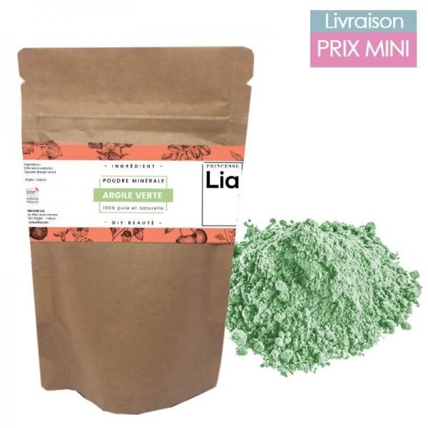 Green Clay Powder - Princess Lia