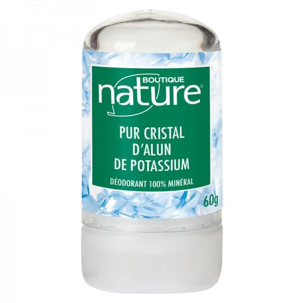 Alum stone 60g deodorant with aloe vera - Hemani