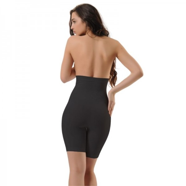 Belly and thigh slimming girdle