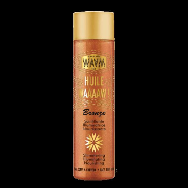 Huile illuminatrice WAAAAW Bronze - Waam