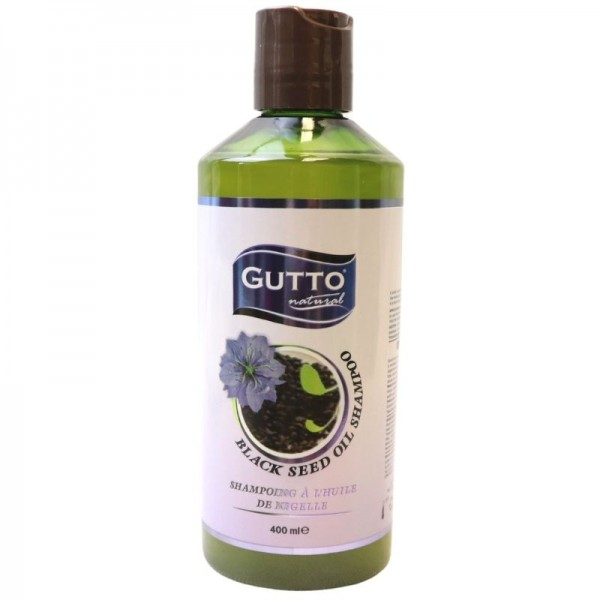Shampoing à l'huile de Nigelle - Gutto Natural