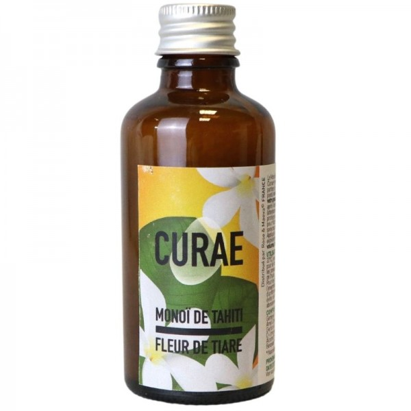 Natural Tahiti Monoi Oil - Curae