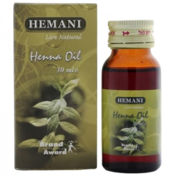 Huile de hénné pour peaux et cheveux - Hemani