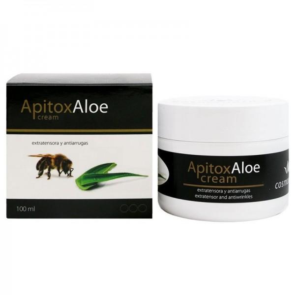 Apitoxin and aloe vera intensive anti-aging cream