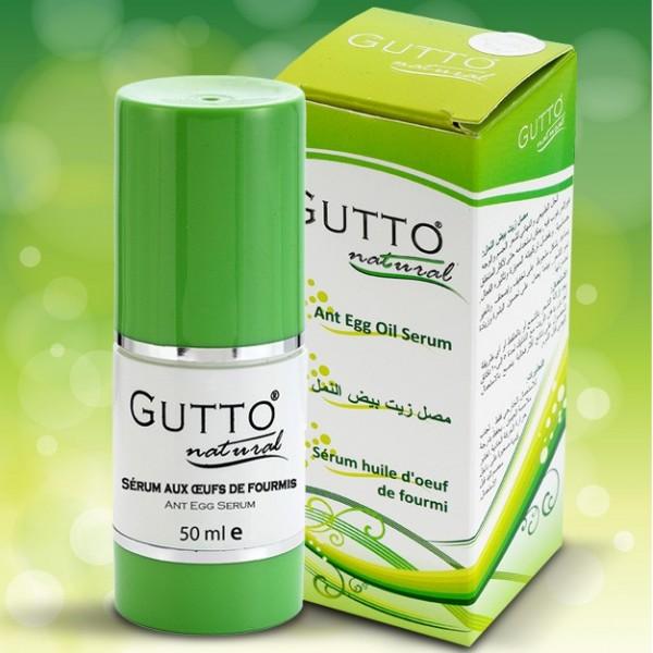 Huile Gutto contre la repousse des poils